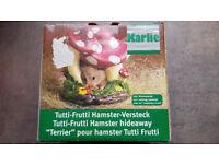 Karlie Hamster / Gerbil Cage Tutti Frutti Hamster hideaway