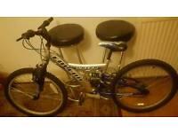 Falcon lazer bike ideal for 8/10 year