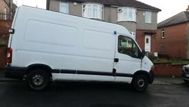 Renault Master Van/LONG MOT/SOLD AS SEEN/OPEN TO OFFERS/READ DESCRIPTION