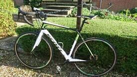 Scott solace 30 carbon fibre. Road bike. Race bike