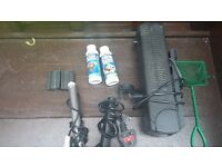 Jewel filter and accessories for sale