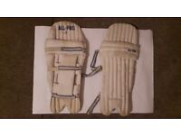 All Pro Mens Cricket Pads - Used