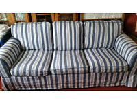 IKEA - Ektorp 3 Seat Sofa, with Removable Covers
