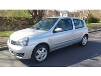 2007 57 Renault Clio Campus Sport 1.1cc. Phase 4. Ideal For The New Driver. Drive Away Today!