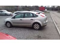 FORD FOCUS 1.6 may swap for 7 seater
