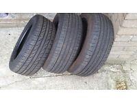 Mercedes C Class Tyres