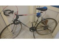 CLEARANCE Vintage Raleigh Road Bike * Very Good Condition *