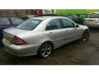 *PARTS ONLY* MERCEDES C220 2004 BREAKING