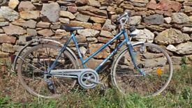 Classic Ladies Alpina Town Bike Cycle Bicycle - West Germany