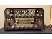 Kemper powered head amplifier and foot controller.