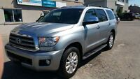 2011 Toyota Sequoia Platinum 5.7L V8//NAV//LTHR//SUNROOF//REAR C