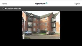 2 bed flat available