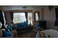 3 Bedroom Caravan with decking and site fees included