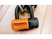 Kryptonite Evolution Series 4 Bike Lock
