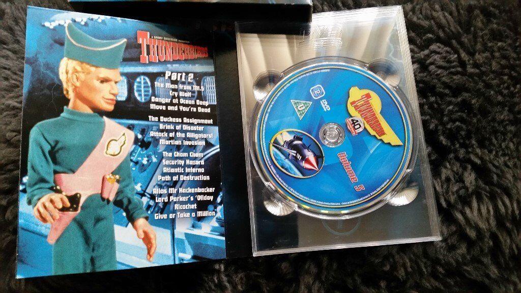 Thunderbirds Box Set
