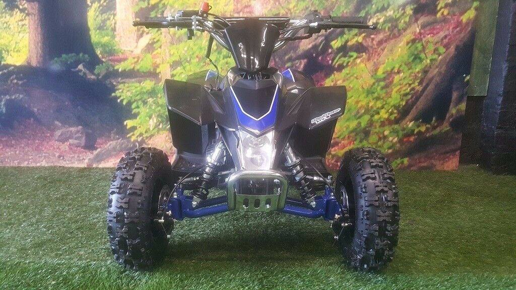**49cc kids mini quad - highper sx 49 electric start**