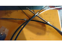 outboard steering cable