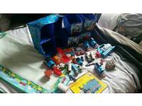 Vintage Thomas The tank engine and friends train stuff