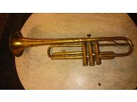 Trumpet antiques old