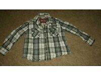 Grey shirt, age 2-3