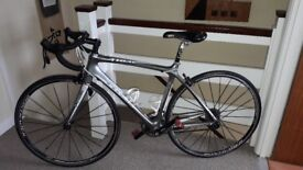 Trek Madone Full Carbon 52cm (Silver) Road Racing Bike - £1200.00