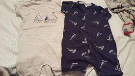 Baby boys clothes 6-9/9-12