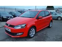 2011 Volkswagen polo 1.2 petrol 5 door 12 month mot