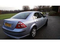 Ford Mondeo Ghia 2.0TDCI!! Full MOT!! Low Miles!!Great runner!!