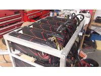 Ethereum miner 180 mhs 24/7 stable 6x r9 290