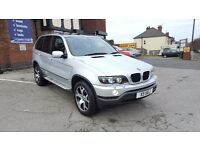 BMW X5 SPORT 3.0 PETROL FULLY LOADED