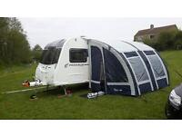 Dorema Starcamp Magnum Air 260 Awning