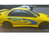 Wrx 1998 swap for BMW or audi or ford