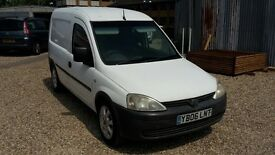 Vauxhall combo van long mot new clutch and other bits