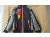 Brand new from disney store age 4-5 lightening mcqueen jacket