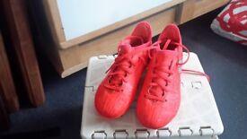ADIDAS Football boots, size 11