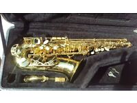 Yanagisawa A991 Alto Saxophone.
