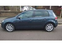 VW GOLF 1.4 GT TSI 160BHP AUTOMATIC DSG ONE OWNER FROM NEW FULL SERVICE HISTORY