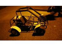 Off road buggy 5 hp engine swaps