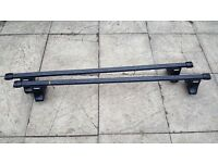 Thule roof bar. For most cars universal