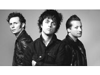 Green Day @ Hyde Park in London x 2 tickets