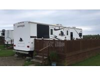 2006 DOUBLE SLIDE AMERICAN TRAVEL TRAILER FOREST RIVER
