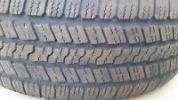Goodyear Wrangler SRA tires