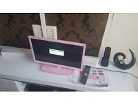 """Cello - C20230F-LED - 20"""" Widescreen HD Ready LED LCD TV DVD Combo with Digital Freeview"""