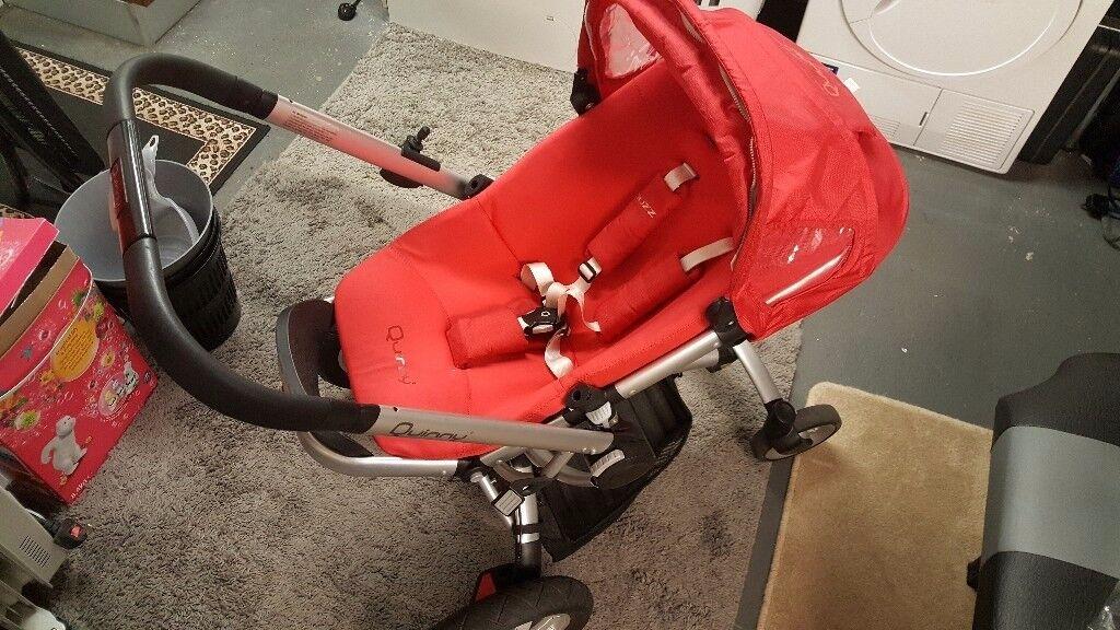 Quinny buzz pram pushchair stroller. Good condition
