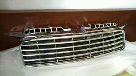 Audi A3 8P debagged chrome grill