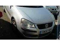 06 PLATE VOLKSWAGON POLO. 1.2 PETROL. DRIVES WELL