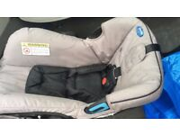 baby start car seat new condition