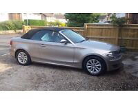 CONVERTIBLE BMW 1 SERIES - GREAT CONDITION IN & OUT MOTD TIL OCT 2017