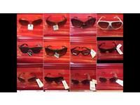 Top quality unisex sunglasses : 2 x £8.....5 x £15