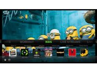 FIRESTICK KODI 16.1 JARVIS ( INSTALL ONLY ) SERVICE FULLY LOADED,SPORTS,MOVIES,KIDS,TV SHOWS & XXX